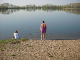Озеро Шагайка