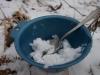 Снег на завтрак, воздух на обед