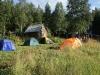Утро в приюте Таганай